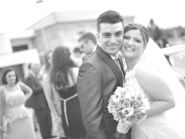 O casamento de Alexandra e André