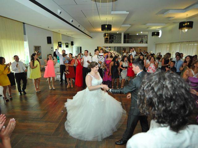 O casamento de André e Alexandra em Santa Eulália de Arnoso, Vila Nova de Famalicão 13