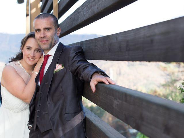 O casamento de Sara e Isaac