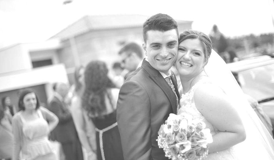 O casamento de André e Alexandra em Santa Eulália de Arnoso, Vila Nova de Famalicão