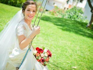 O casamento de Joana e João 1
