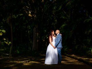 O casamento de Violeta e Pedro