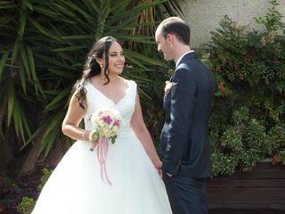 O casamento de Sílvia  e Pedro  1