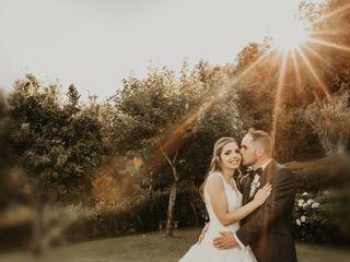 O casamento de Helena e Daniel