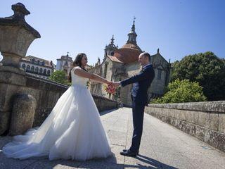 O casamento de Sílvia  e Pedro