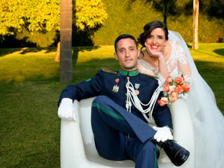 O casamento de Alexandra e Sergio