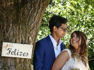 O casamento de Ana e Ronil 1