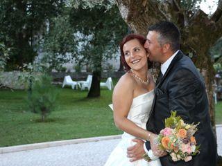 O casamento de Tânia e Mauro