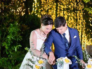 O casamento de Stephanie e João