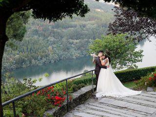 O casamento de Marlene e Nuno