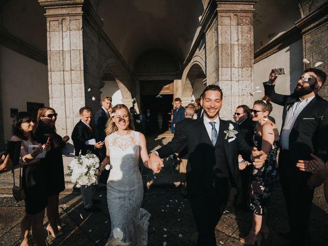 O casamento de Santiago e Victoria em Amares, Amares 13