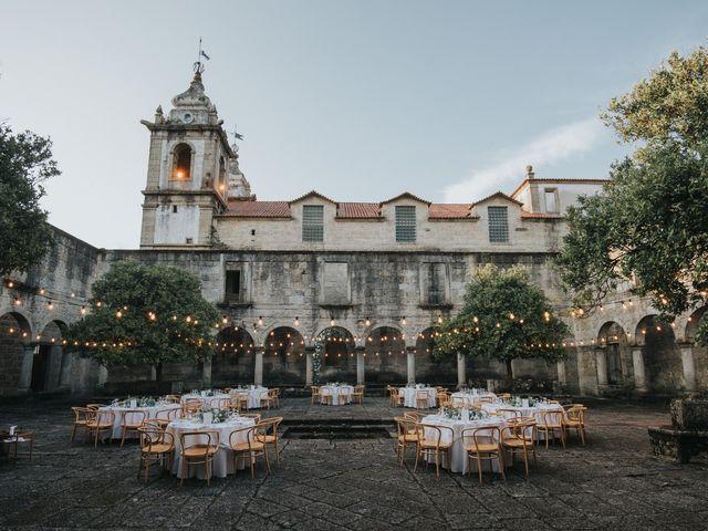 O casamento de Santiago e Victoria em Amares, Amares 16