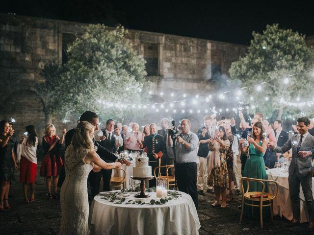 O casamento de Santiago e Victoria em Amares, Amares 26