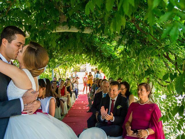 O casamento de Ricardo e Sara em Seixal, Seixal 17