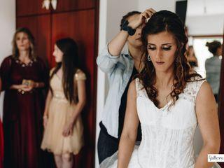 O casamento de Carina e Márcio 2