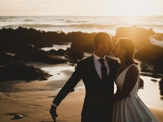 O casamento de Cheila e Carlos