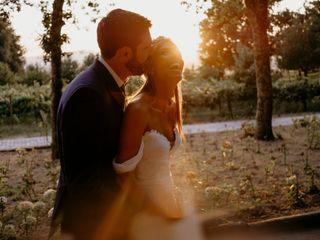 O casamento de Zélia e Ricardo
