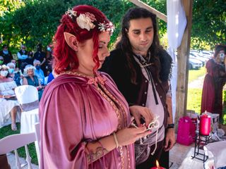 O casamento de Tatiana e Telmo