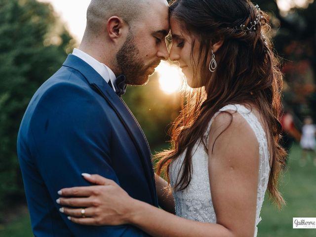 O casamento de Carina e Márcio