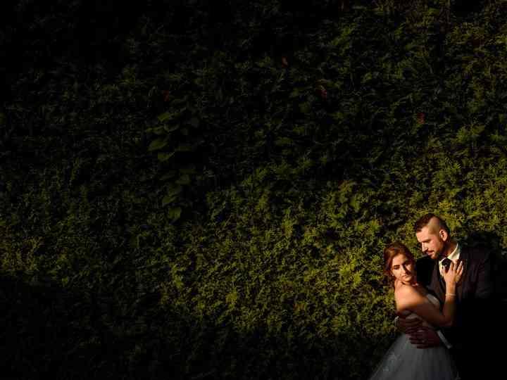 O casamento de Sara e Cristiano