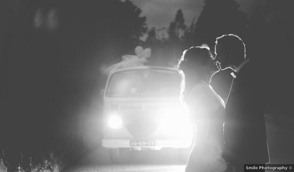 O casamento de Dino e Gilda em Leiria, Leiria (Concelho)