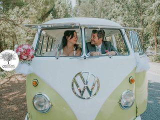O casamento de Valentina e Carlos