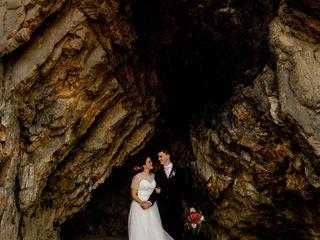 O casamento de Flaviana e Thomas