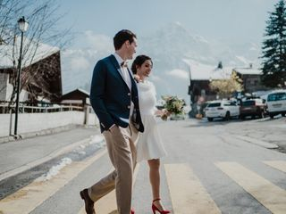 O casamento de Marta e David