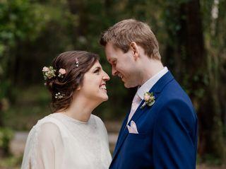 O casamento de Joana e Richard