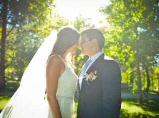O casamento de Rita e Hugo