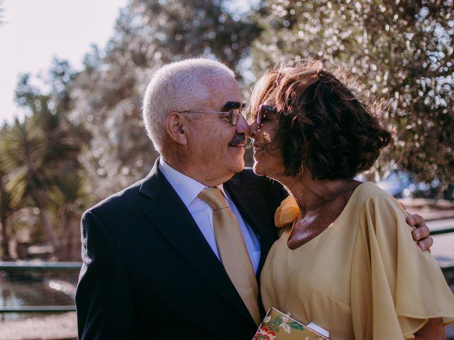O casamento de Teresa e António