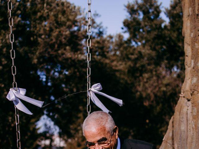 O casamento de António e Teresa em São Domingos de Rana, Cascais 1