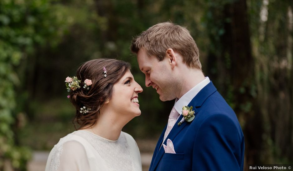 O casamento de Richard e Joana em Alenquer, Alenquer