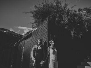 O casamento de Celine e Tony
