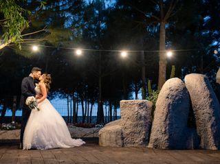 O casamento de Denise e Filipe