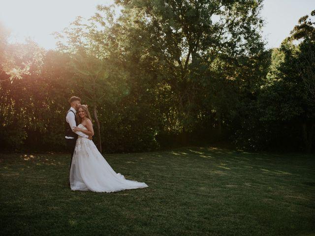 O casamento de Luana e Gabriel