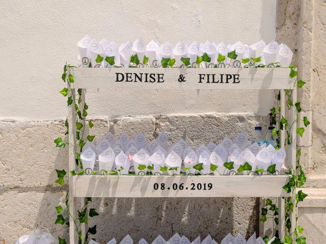 O casamento de Filipe e Denise em Pegões, Montijo 23