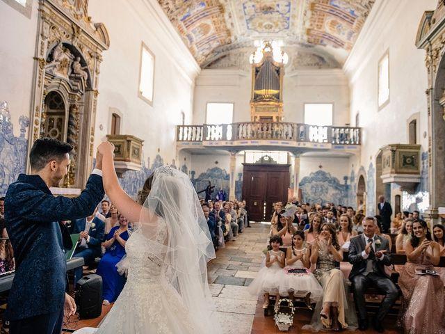 O casamento de Filipe e Denise em Pegões, Montijo 24