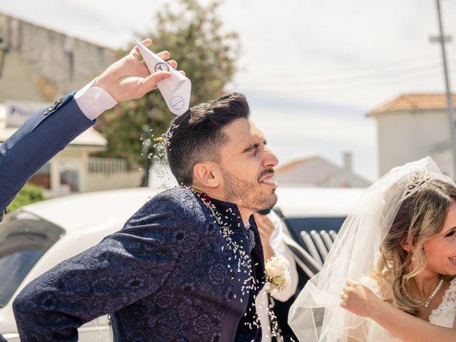 O casamento de Filipe e Denise em Pegões, Montijo 28