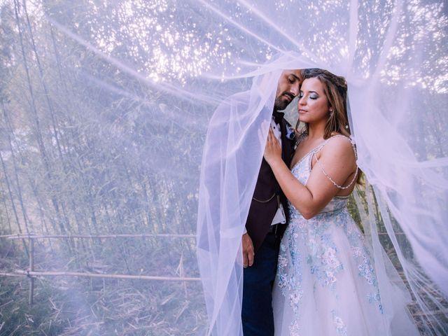 O casamento de Mariana e Ricardo