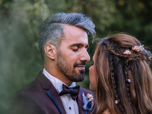 O casamento de Ricardo e Mariana em Caldas de São Jorge, Santa Maria da Feira 18
