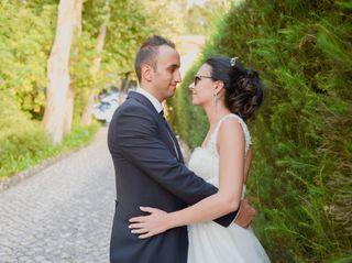O casamento de Cátia e Eliseu