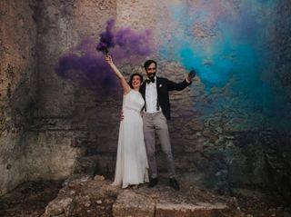 O casamento de Renata e Gonçalo