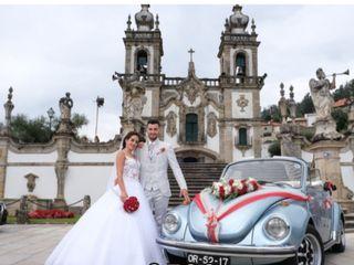 O casamento de Bruna  e Edgar