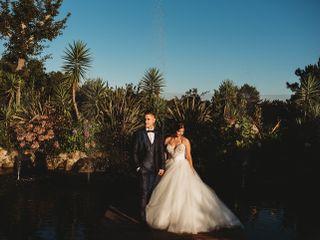 O casamento de Vera e Zézé