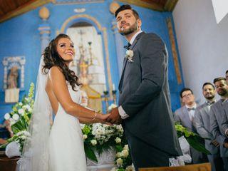 O casamento de Melany Soares e Ricardo Cunha