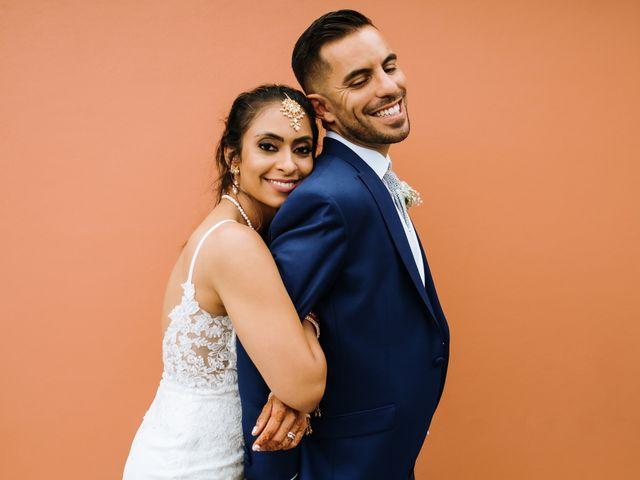 O casamento de Gatrina e Domingos