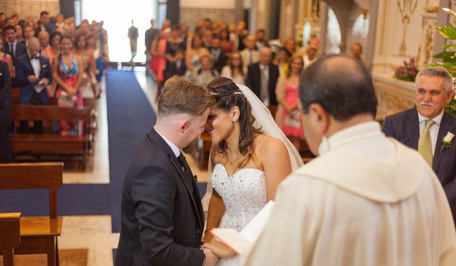 O casamento de Pedro e Eva  em Vila Nova de Gaia, Vila Nova de Gaia