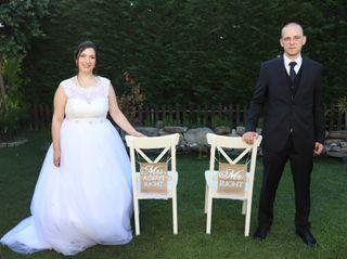O casamento de Joana e Diogo 1