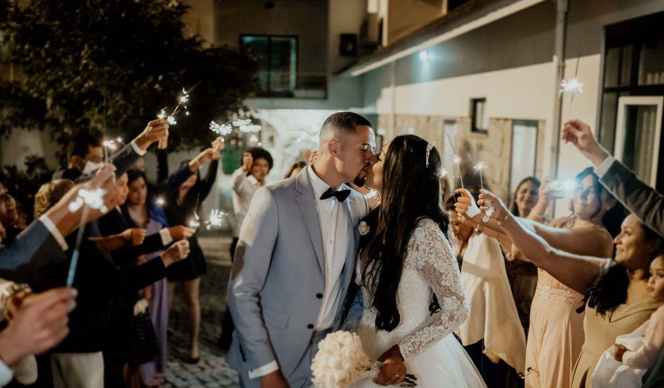 O casamento de Luiz e Thalyta em Porto, Porto (Concelho)
